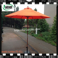 general 2.7meter patio wood umbrella FS-011