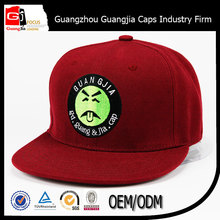 2015 Cool unisex winter cap two tone color mens snapback embroidered hat