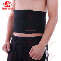 Neoprene Adjustable Slimming Back Support Tummy Trimmer Waist Trimmer Belt for Man and Woman