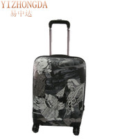 Stylish Colorful Outdoor Light Weight Trolley Luggage Bag