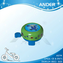 Cartoon cute bike bell ring for kids & child