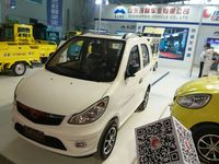 China made RWD generatoring electric car High Speed