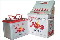 12V Acid Lead Car Battery