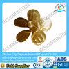 5 Blade Copper Fixed pitch Marine propeller