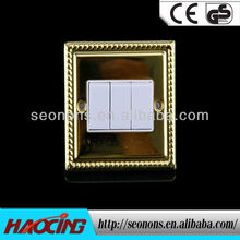 2012 Designers Design Most Popular Most Luxury Electric 220v Relay Switches