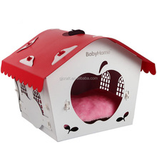 Cheap plastic dog indoor houses