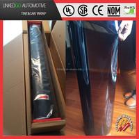 Factory price wholesales 0.75*30M 35% smoke black car window tint film