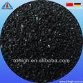 Carbón de antracita precio para tratamiento de agua 80% de carbono fijo en diverso tamaño
