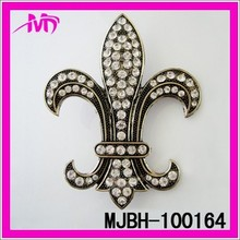 High quality Alloy brooch pin for dress MJBH-100164