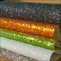 PU,Glitter Fabric Sheet Material and Finished Pattern Glitter Fabric Sheet