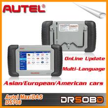 Autel MaxiDAS DS 708 Herramienta <span class=keywords><strong>de</strong></span> <span class=keywords><strong>escáner</strong></span> <span class=keywords><strong>de</strong></span> <span class=keywords><strong>diagnóstico</strong></span> automático