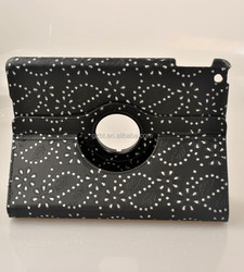 2015 best selling colorful flip leather case for IPAD