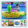 Adults and kids rides electric battery bumper boat,electric paddle boat