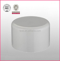 """""""HJ"""" PVC plastic pipe fittings for water end caps"""