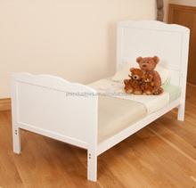 kids wooden bear family design toddler bed