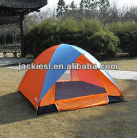 BL-A012 double layer 2 man tent, camping beach tent