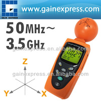 38mv ~ 11v/m Range Taiwan Made Tester w/ 200 data sets memory/Digital 3-AXIS EMF RF Radiation ElectroSmog Power Isotropic Meter