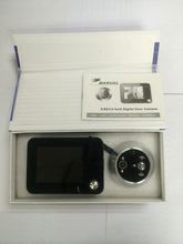 "3"" inch tft screen peephole door lcd,peephole door camera,peephole digital"