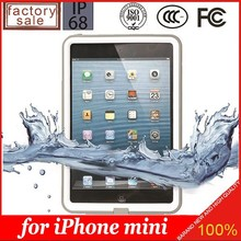 Factory Price Original Redpepper Waterproof Snowproof Case Full Protective for iPad mini
