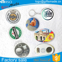 wholesale custom metal stainless steel aluminum key bottle opener keychain keyring