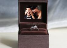 newest plastic diamond ring packing