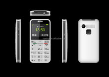 Big keyboard mobile phone for elderly with SOS FM Bluetooth