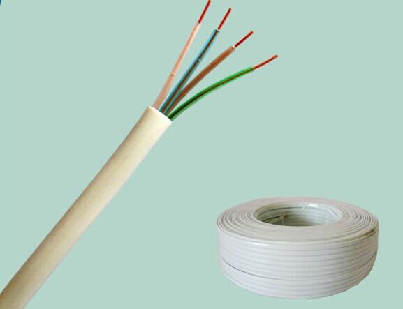 Kabel Telepon 2 Pair Tinggi 2 Pair 0.5 mm Kabel