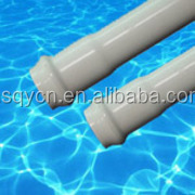 quality pvc belled end pipe