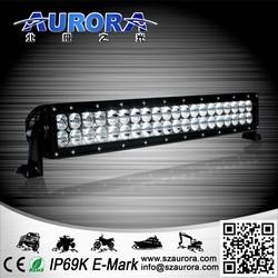 best waterprof aurora 20inch led light bar roof light bar