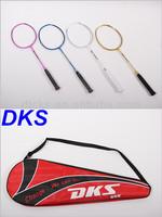 DKS Light Weight Full Graphite Badminton Racket