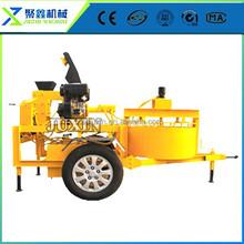 M7mi importação tijolo- tornando máquinas/motor diesel/mini planta bloco