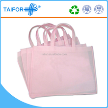 High quality hot sale rope handle tote bag price