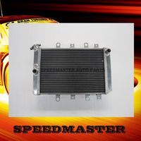 street legal atv radiator for sale for QUAD GRIZZLY YFM700/550 07-11