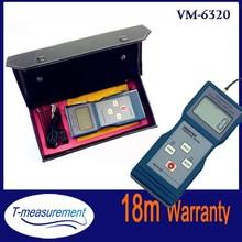 VM6320 Digital vibration meter, vibration sensor machine, vibration analyzer