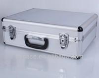 aluminum briefcase tool box,portable aluminum alloy case for storage