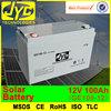 good price mf superior max power 12v 100ah solar battery