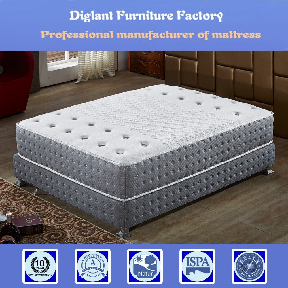 Pocket Coil Mattress Vs Memory Foam: Memory Foam Pocket Coil Spring Mattress