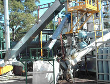 2015 hot selling and high quality used plastic recycling machine waste tire pyrolysis plant