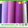 Functional fabric disposable tablecloth raw materials used in textile industry