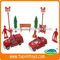 DIE CAST FIRE TRUCK TOYS