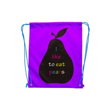 back to school promtional gift ,cute drawstring backpack bag