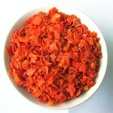 AIR DRIED carrot granules dehydrated food