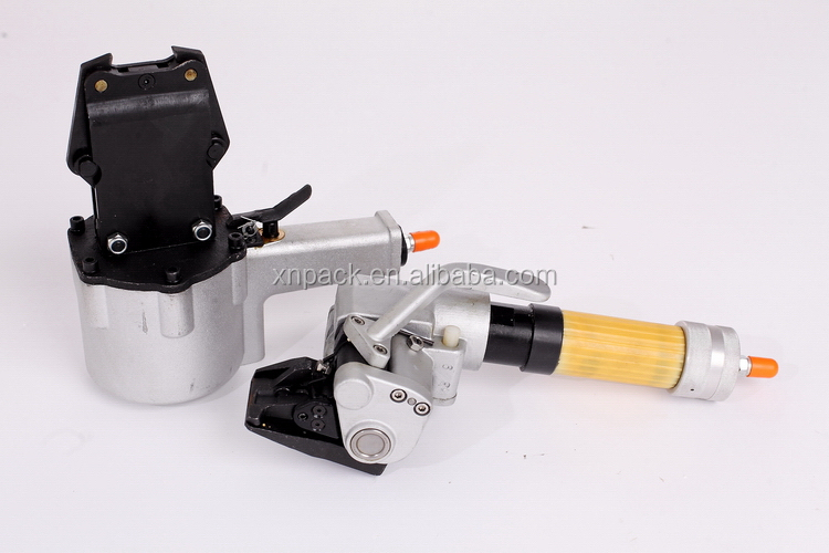 steel strapping tool pneumatic steel tensioner and sealer KTY 32(xjt)04