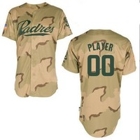 Custom Digital Sublimation Camo Baseball Jerseys with Free Design