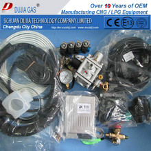 OMVL Full car bus truck taxi cng efi auto gasoline fuel conversion kit for injected vehical