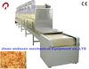 Industrial Microwave Dryer&Microwave Tunnel Dryer for a variety of puffed food