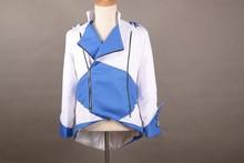 2015 заказ игра Assassins Creed балахон коннор Kenway косплей костюм стильный взрослых синий белый жакет пальто плащ