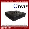 hot sale Full HD 1080P H.264 4ch onvif nvr p2p cloud cms free ddns