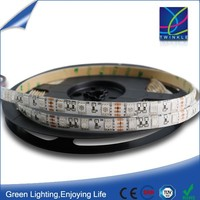 Flexible led light 3M tape 12v 5050 smd fita led 5m