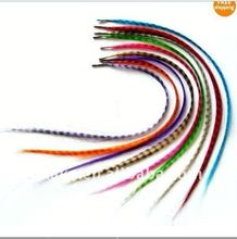 hair extension synthetic feather hair extension